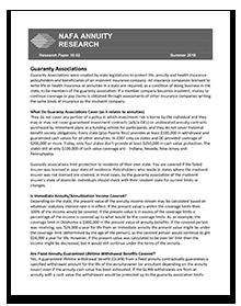 Guaranty Associations