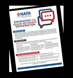 Enhancing the Secure Retirement Conversation